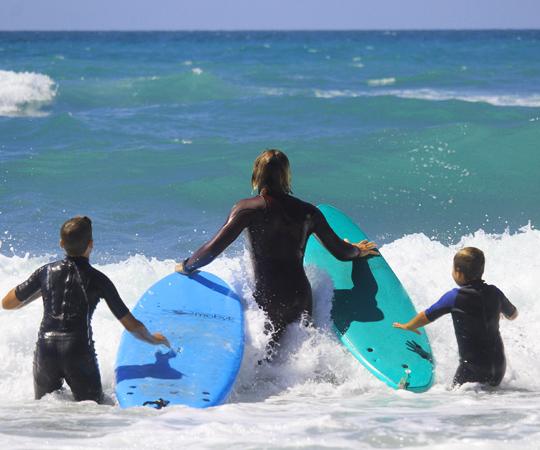 Surfschool bambini
