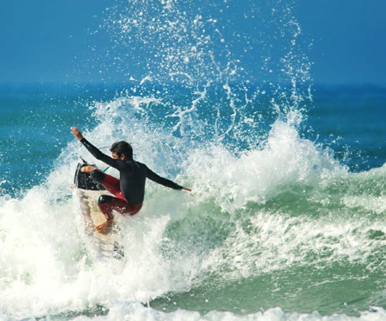 Surfschool ragazzi